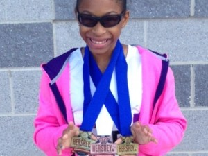 Kearney, Wheeler Have Sweet Performances at Hershey Youth Indoor Championships